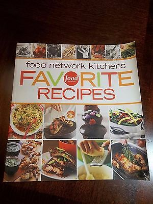 Food Network Kitchens Favorite Recipes By Food Network Kitchens Staff  2008