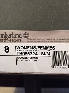 Timberland Earthkeepers boots ladies