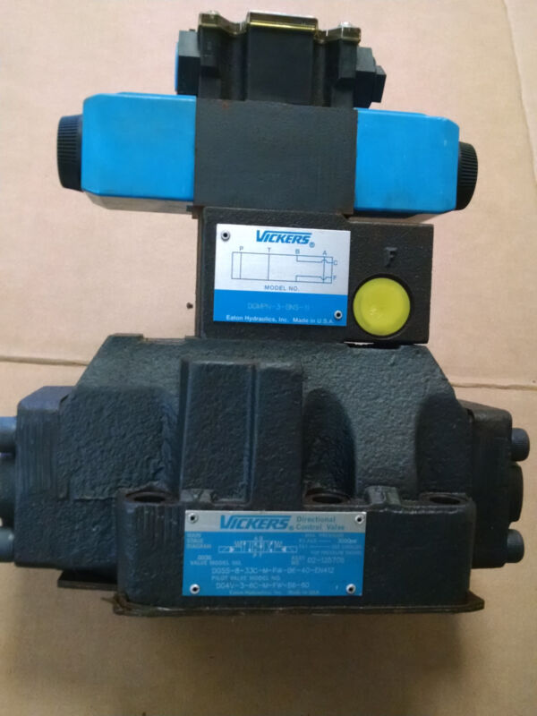 Vickers Control Directional Valve