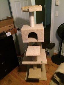 """61"""" Tall Cat Post"""