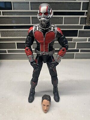Marvel Legends First Ten Years ANT-MAN from Yellowjacket Two-Pack. LOOSE!