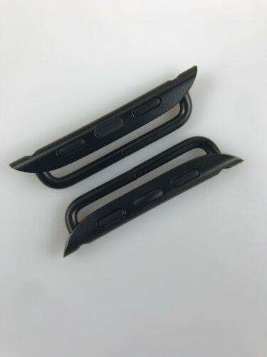 Original Genuine OEM Apple Space Black Lug/screw for classic buckle leather band