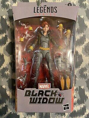 Marvel Legends Black Widow NEW Comic Gray Suit Walmart Exclusive In Stock RARE