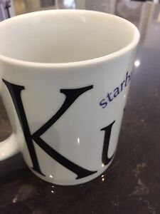 Starbucks collectable coffee mugs mint condition