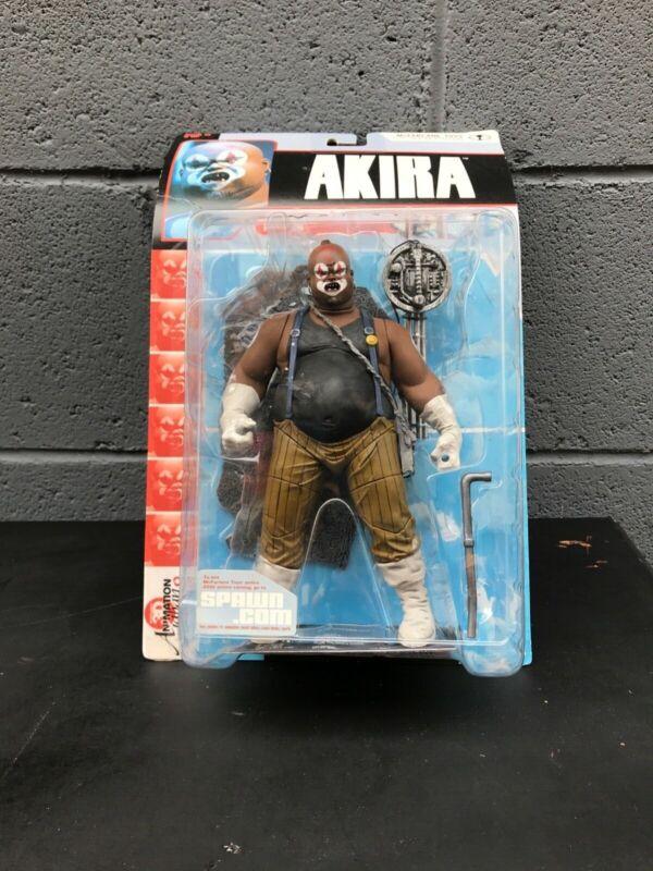 Akira Joker Clown Bike Gang Leader Mcfarlane Toys Figure Sealed In Box