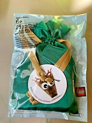 LEGO REINDEER Ornament - **LIMITED EDITION**