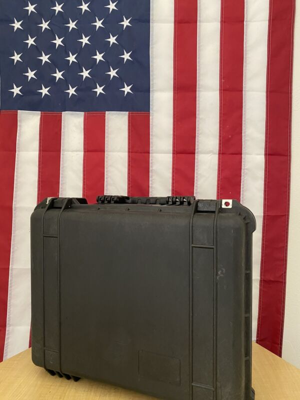 Pelican 1550 Hard Protector Case With New Kaizen Foam -FREE SHIPPING-