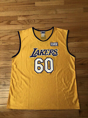 Los Angeles Lakers NBA 60th Anniversary Jersey Men's Size XL
