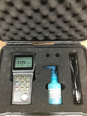 Digiwork Intruments Dw-2 Ultrasonic Thickness Gauge