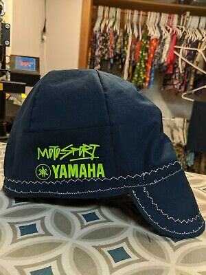 Wendys Welding Hat Made With Yamaha Application New