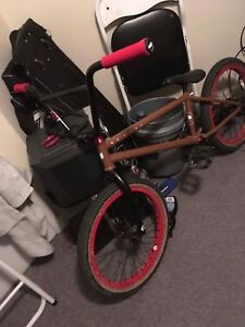 "Custom mutiny ""the lucky strike"" bmx"