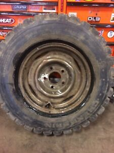 "Wanted 15"" fork lift tires"