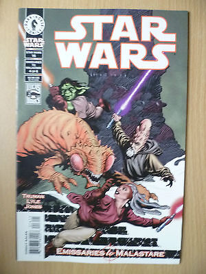 DARK HORSE COMIC STAR WARS 16- EMISSARIES TO MALASTARE# 4 of 6, March 2000