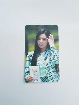 K-POP MONTHLY GIRL LOONA Olivia Hye Limited Photocard