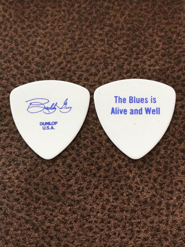 Buddy Guy Blues Is Alive 2018 Tour Guitar Pick