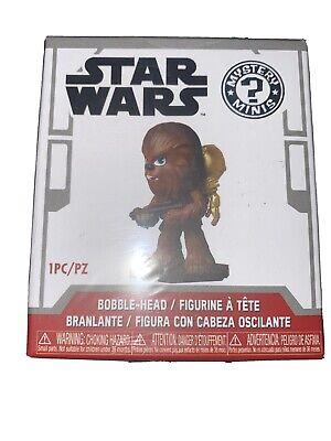 Funko POP! Star Wars Chewbacca Carrying C-3PO Smuggler's Bounty Exclusive Mini