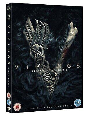 Vikings: Season 5 - Volume 2 (Box Set) [DVD]