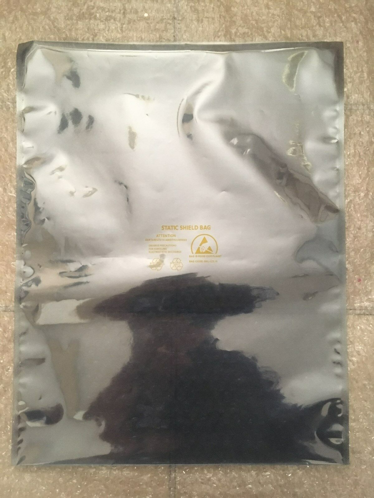 Large Anti Static bag for Motherboard  16x12