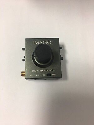 RC Timer Imago A10 200mw Vtx & DVR Camera Antenna Combo ALL IN ONE! SALE!!!