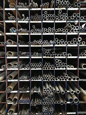 Alloy 10201026 Dom Steel Round Tubing - 2 12 X .120 X 24