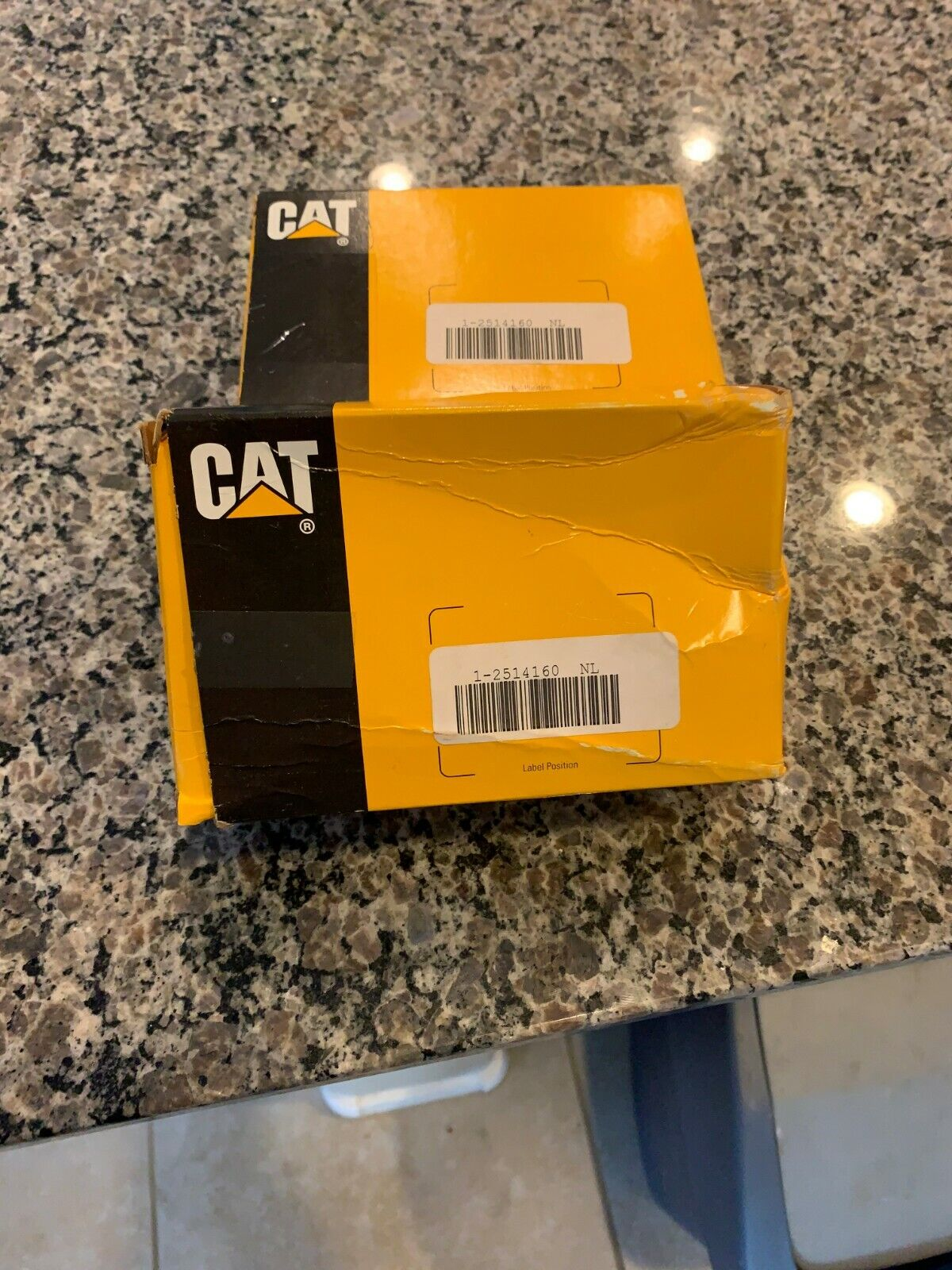 LOT of 2 NEW Cat 251-4160 Cameras 115 Deg Color Loader, Dozer, Motor Grader