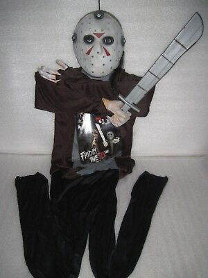 HTF New Halloween Friday The 13th Jason Voorhees 6' Hanging Prop Decor