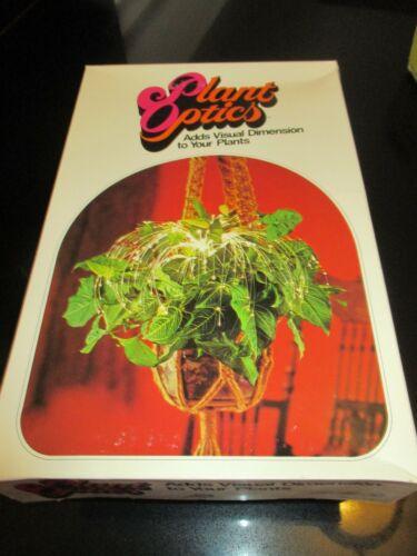 "POLYOPTICS 22"" FIBER PLANT OPTIC SPRAY~NEW in BOX"