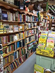 Hundreds of Books at Johnston Terminal Antique Mall