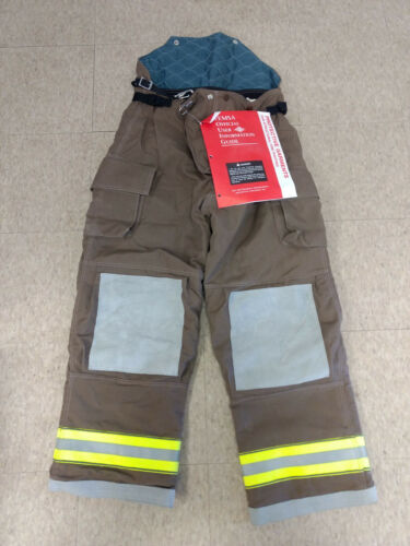 Cairns MFG. 2003 NEW with Tag Firefighter Turnout Bunker Pants 40 wide x 32 long