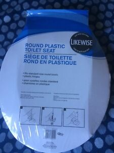 Toilet seat/cover