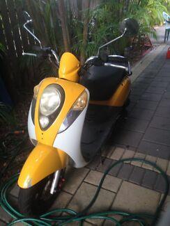 SYM Mio 100cc - Regrettable Sale