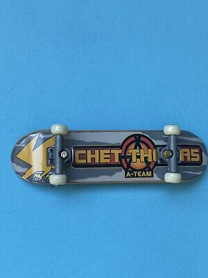 "Tech Deck ""A-Team  "" 96mm Finger Board New Rare Hard To Find New"