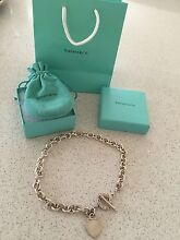 Tiffany & Co. Heart toggle necklace Doncaster Manningham Area Preview