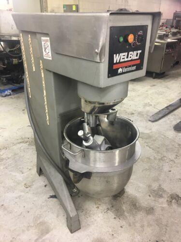 Welbilt Varimixer W60 Commercial Mixer