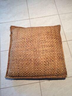 Seagram floor cushion X 2