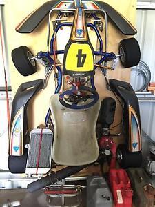 Go Kart Arrow AX7 Tolga Tablelands Preview