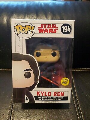 Funko Pop Star Wars Kylo Ren 194 GITD