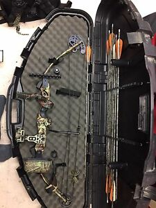 PSE Bruin Compound Bow