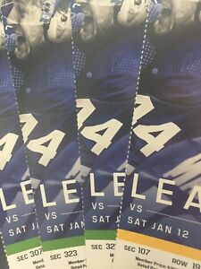 2 or 4 Leaf vs Bruins Tickets- LOWEST PRICES ANYWHERE