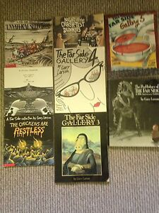 The Far Side Comic Book Collection