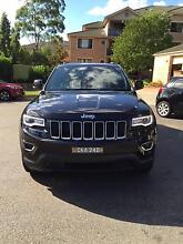 2014 Jeep Grand Cherokee Wagon Castle Hill The Hills District Preview