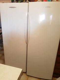 Wanted: Fisher and paykel pigeon pair fridge and freezer