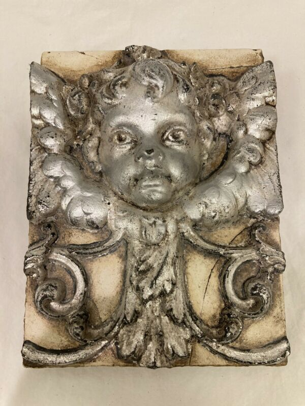 Sid Dickens Tile T46 Angel Silver - Very Rare and Mint condition