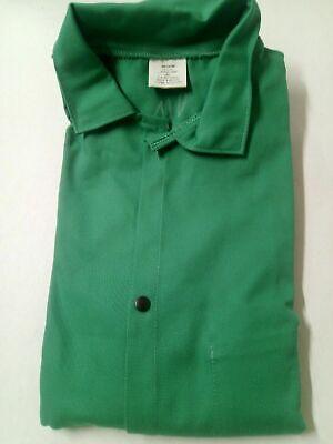 Itex Banox Fr3 Flame Resistant Shirt Medium Welding Button Up
