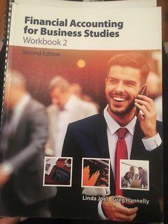 Accounting book in sydney region nsw textbooks gumtree finance workbook fandeluxe Images