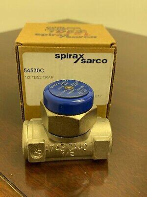 STEAM TRAP 1 2 INVERTED BUCKET SPIRAX SARCO B12HS 30
