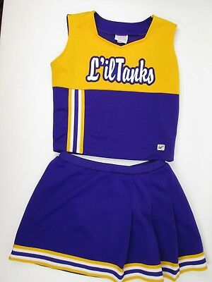 Cheerleader Uniform Outfit Costume 36