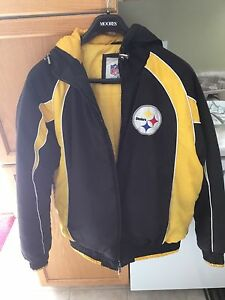 Pittsburgh Steelers  Men's Large Jacket