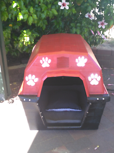 Large dog kennel. Beckenham Gosnells Area Preview