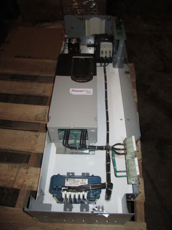 New Allen-bradley 2163 Vfd Mcc Unit 20f11nd040aa0nnnnn Powerflex 753